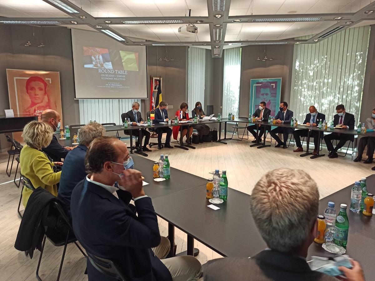 Селаковић: Белгијски привредници желе Србију у ЕУ